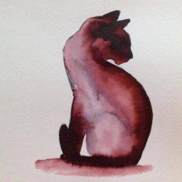 Inky Cat 3