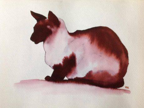 Inky Cat 9